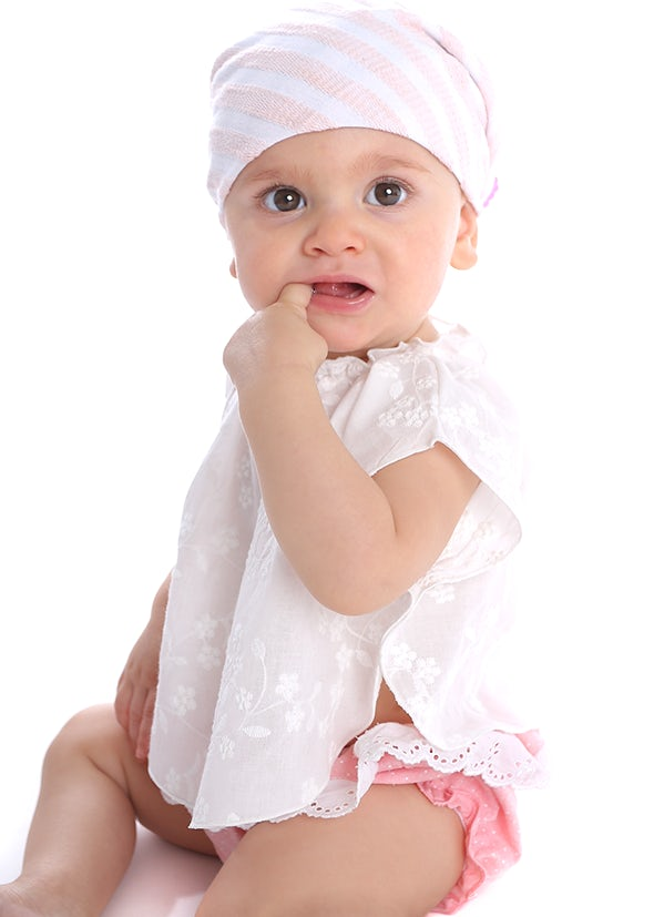 Mia Bu MIlano - Baby Girl Sangallo