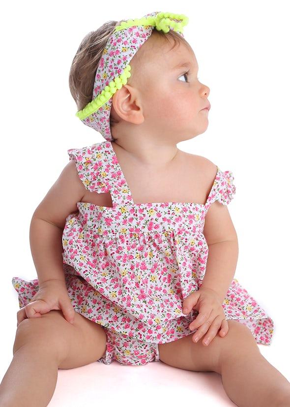 Mia Bu Milano - Baby Girl Fiori