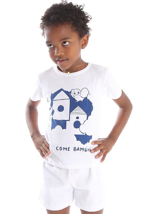 Mia Bu Milano - Boy T-shirt